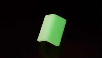 REVIGLASS TRIM LU-16 YELLOW- fluorescentno boja noću